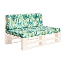 ASIENTO Y RESPALDO ESTAMPADOS CHILL OUT