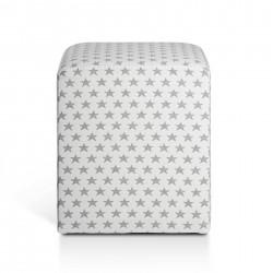 Puff asiento tapizado OTTO colección OLIVIA