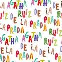 Estampado Firma Agatha Ruiz